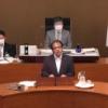 岐阜市議会9月定例会の本会議に登壇