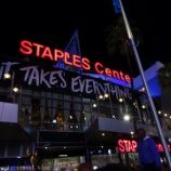 『ロサンゼルス旅行記2 【NBA現地観戦】サンアントニオ・スパーズVSロサンゼルス・クリッパーズ(試合開始前)』の画像