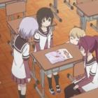 『ゆるゆり さん☆ハイ!第9話「それは、小さな愛と、少しの勇気の物語。」 感想ですわ』の画像