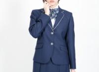 オサレカンパニーによる学校制服ブランドのモデルに早坂つむぎが登場!