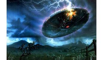 宇宙人は地球の「核」を監視している! UFOが福島第一原子力発電所で複数目撃される