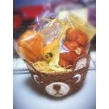 『くまさんケーキ』の画像