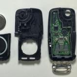 『洗濯したキーの復旧』の画像