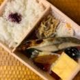 妙に魚が食べたくて鈴波のみりん粕漬弁当