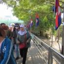 カンボジア国境からバンコクへ・鉄道旅