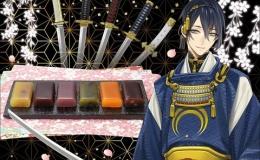 【刀剣乱舞】「三日月宗近」など、人気刀剣男士の菓子切がついた羊羹が、5980円(税込み)で発売される(本スレの反応)