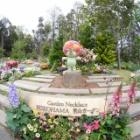 『魚眼レンズKAMLAN8mmF3.0による里山ガーデン 2019/05/06』の画像