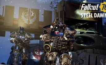 Fallout 76: Steel Dawn『フラクチャード・スティール』トレーラーが公開!(日本語版も公開)