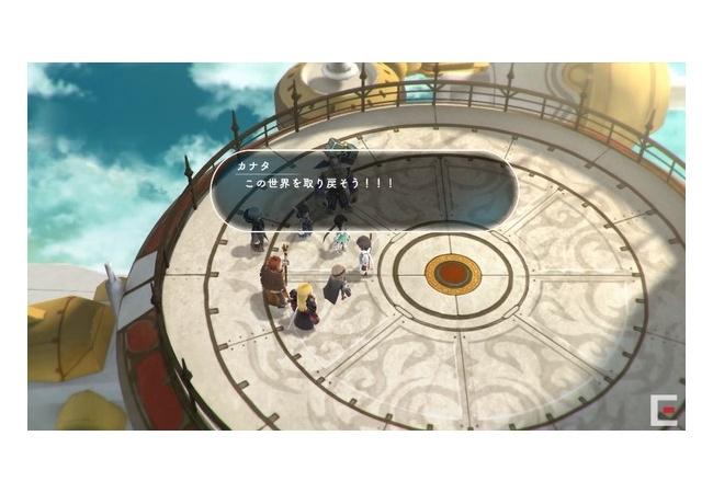 【セツナ】スクエニ新作RPG『ロストスフィア』のトレーラー公開!戦闘での移動に意味があることが判明