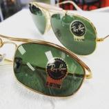 『Ray-Ban レトロデザインサングラス』の画像