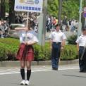 2010年 横浜開港記念みなと祭 国際仮装行列 第58回 ザ よこはま パレード その17(在日米陸軍軍楽隊編)