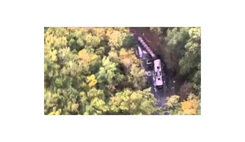 フランスでバスの正面衝突事故 死者43人【海外の反応】
