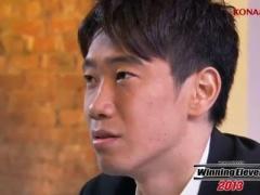 【動画】香川がウイイレを日本代表でプレイした時、トップ下に選ぶのは・・・?」