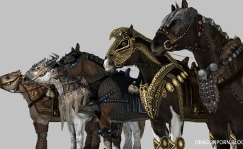 Horse Armors SSE