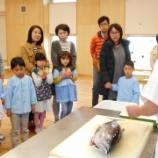 『鮨育(すしいく)教室は大反響でした!鮨紺乃×あかつき幼稚園の初チャレンジ!』の画像