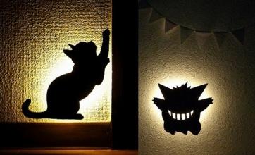 【暗闇に光】帰宅して真っ暗な時でもポケモンがサポートしてくれるぞ!!