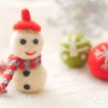 『雪の日のおもてなし』の画像