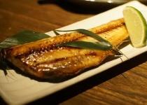 三大年取ると美味いもの「魚」「梅干し」