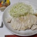 【今日の夕飯】サラダチキン その96 間食適当に