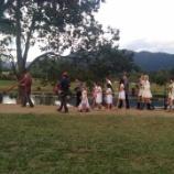 『025_【ケアンズ】乗馬場での結婚式』の画像
