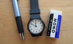 「25年ぶりに買った腕時計」