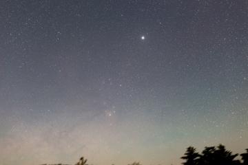 1年ぶりの大台ヶ原で天体観測【2018】