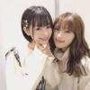 なぎちゃんがNGTメンバーと2ショット!