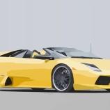 『フェラーリにランボルギーニ、ポルシェのカッコ良すぎるプロジェクションマッピング』の画像