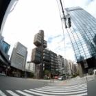 『魚眼レンズKAMLAN8mmF3.0で気になるビルを撮る 2019/05/15』の画像