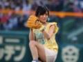 【朗報】山本彩さん、始球式にてとんでもない瞬間を激写されるwwwww(画像あり)
