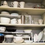 『【全部出し】食器は全体で〇〇個もあった!』の画像