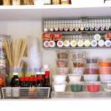 『【収納術】真似したくなる!キッチン周りの整理写真・アイディア集【ライフハック】』の画像