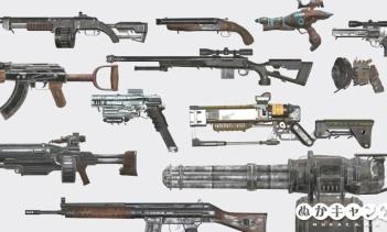 Fallout 76:愛用している遠距離武器アンケート(パッチ21)