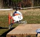 良く動く足を持ったヘリが登場 荒地でも離着陸可能になる!