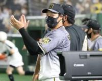 【阪神】大山悠輔3戦連続欠場「体のことは答えることができない」練習は再開