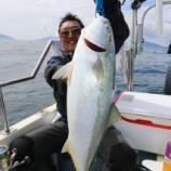 『9月27日 ジギング 釣果』の画像