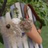 【ドライフラワー】花束専用に作られたバッグがとても素敵♪