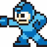 『チップスターの箱でロックマンごっこやってたら抜けなくなった(´・ω・`)』の画像