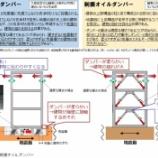 『日本リート投資法人・免震・制振オイルダンパー交換工事に関する協定書締結』の画像