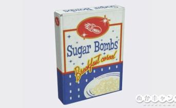 シュガーボム(Sugar Bombs)