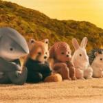 哀愁漂う動物たちの「待ちぼうけ」姿のフィギュア「まちぼうけ2」がガチャに登場!