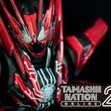 『【TAMASHII NATION ONLINE 2021】S.H.Figuarts 仮面ライダーゼロワン ヘルライジングホッパー』の画像