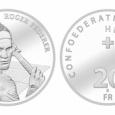 【画像】テニス男子・フェデラーがスイス硬貨に、同国の硬貨に存命中の人物が描かれるのは初。