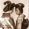 【画像】100年前の日本女性、ガチで可愛すぎワロタwwwwwwwwwwwwwww