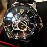 『フェラーリの新作オートマウォッチ入荷!』の画像