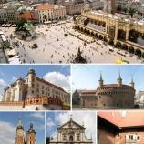 『行った気になる世界遺産 クラクフ歴史地区 旧市街』の画像