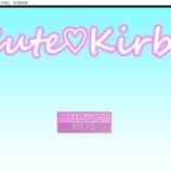 『スターアイランドさんのexe.gameをやる-18 ~cute kirby.exe~』の画像