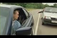 煽ってくる車の対処法