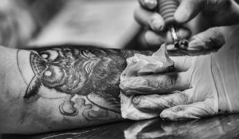 傷痕をアートに…お洒落なタトゥーの数々が素敵すぎる