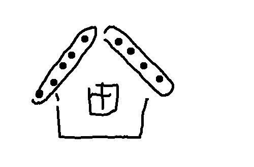 【朗報】ワイコロンブス、雪下ろししなくていい屋根をついに発明するのサムネイル画像